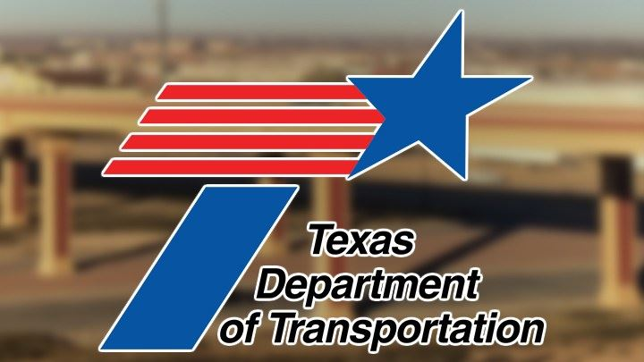 Tx Dept of Transportation Stock Image