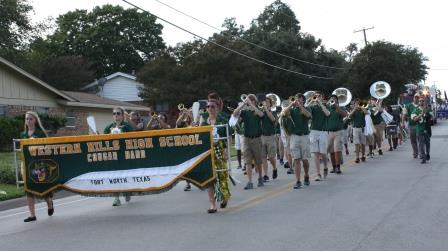 Western Hills Home Coming Parade 14c