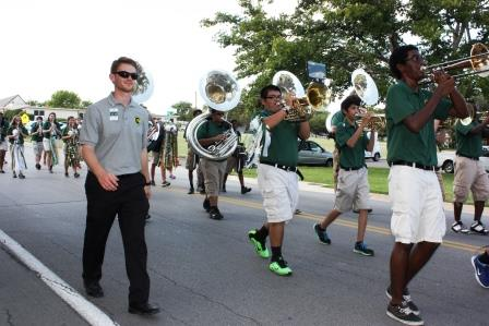 Western Hills Home Coming Parade 14h